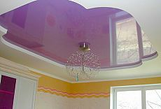 Как правильно мыть натяжные потолки? | 1000 секретов