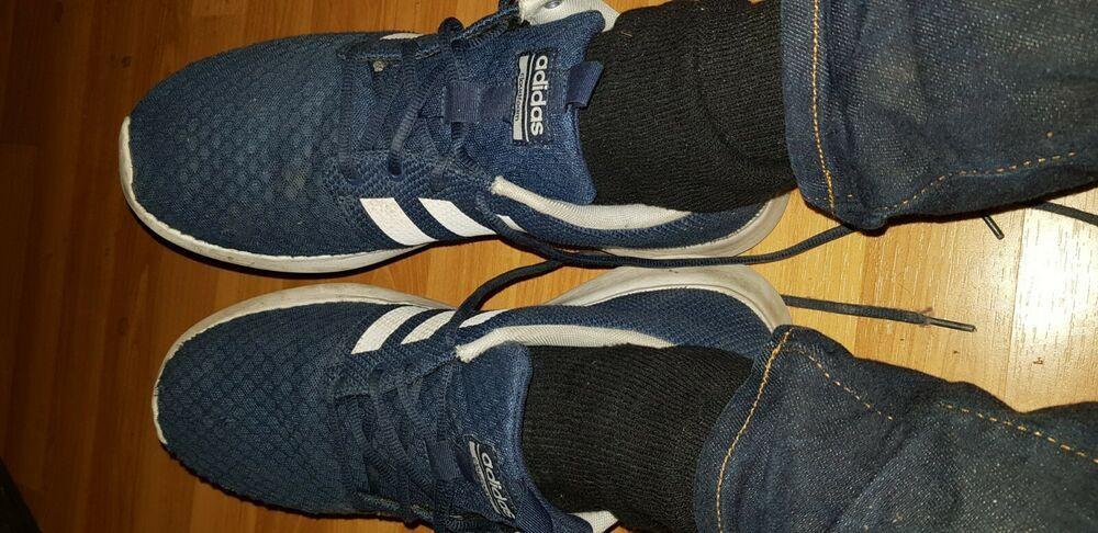 Sneaker sneaxAlles Herren gay Gr46 Schuhe blau Adidas 54qjA3LR