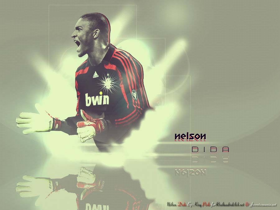 Top Football Players Nelson Dida Wallpapers