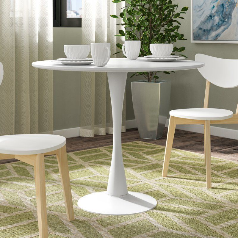 299 36 Dia Ayer Dining Table Dining Table In Kitchen Small