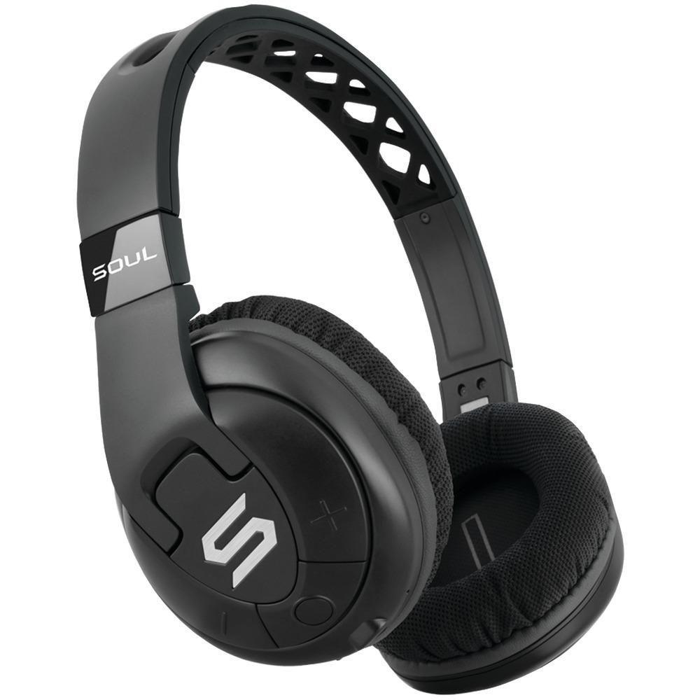 Soul Xtra Bluetooth Overear Sport Headphones In ear