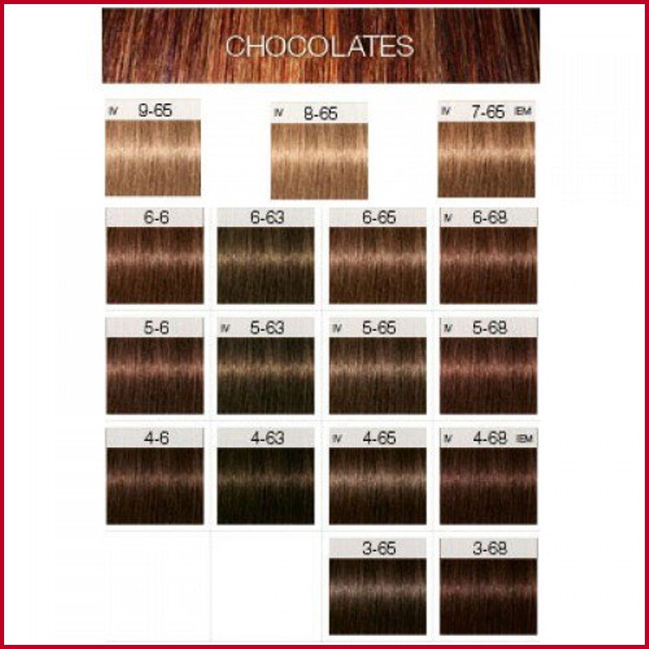 Igora Hair Color Shades Igora Hair Color Shades 621277 Schwarzkopf Igora Royal True Chocol Schwarzkopf Hair Color Igora Hair Color Schwarzkopf Hair Color Chart