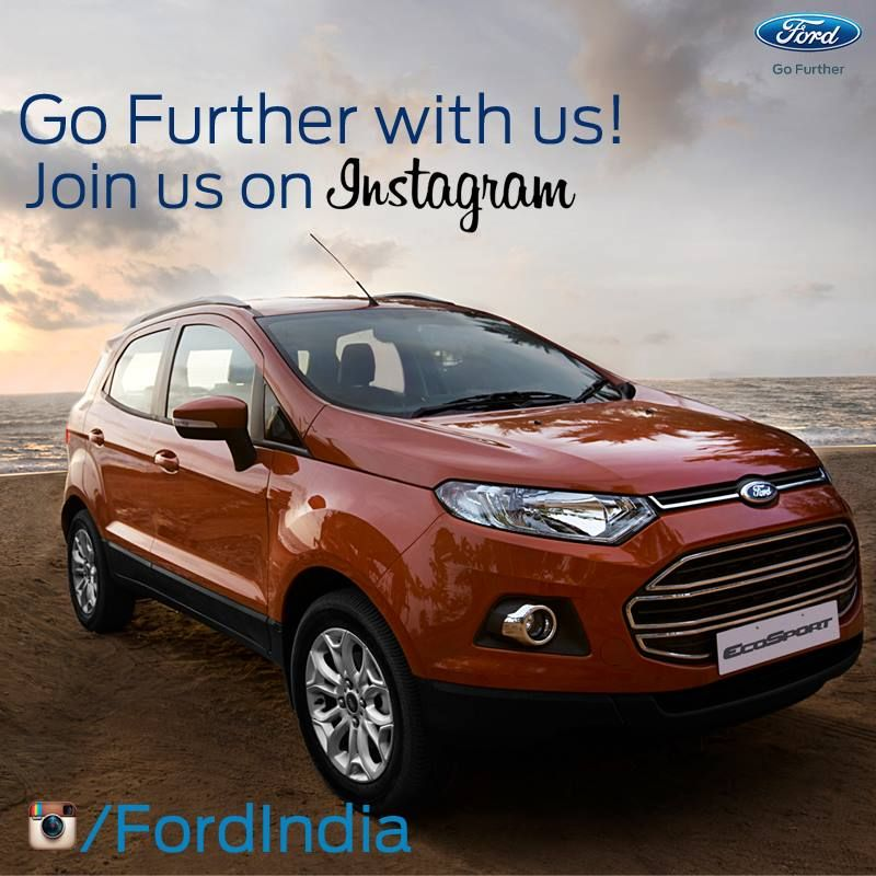 Go Further With Us Ford Ecosport Compact Suv Suv