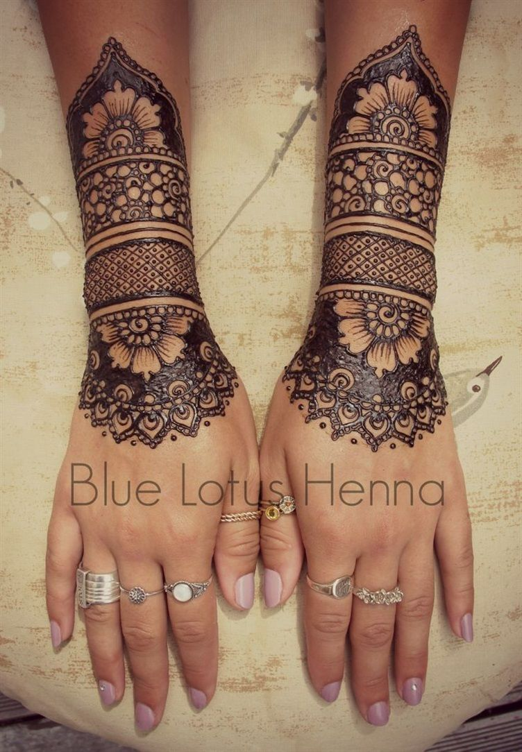 Henna Wrist Designs: Henna, Henna Tattoo Designs