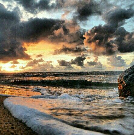 Kawaii sunrise