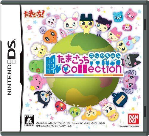 Details About Used Ds Tamagotchi Collection Japan Import Ds