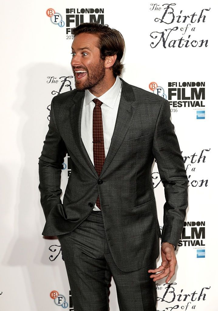 The 12 Days of Thirstmas Armie Hammer (With images