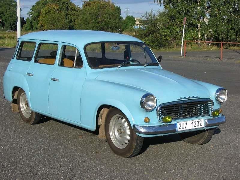 SKODA 1202 (CS) | Old Eastern European cars. | Pinterest | Cars