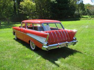57 Chevy Belair Nomad 1957 Chevrolet Chevrolet Bel Air Chevrolet