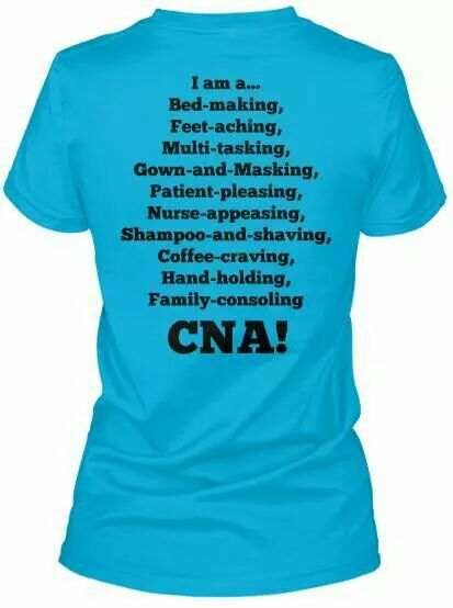 Cna Job Description  Healthcare Work