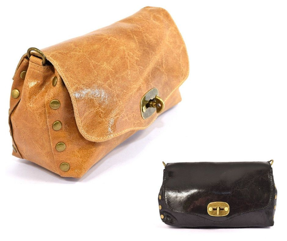 Dettagli su Tracolla 09 Borsa Mano Borsetta Bauletto Mini Bag Donna Postino  Shopping Pelle b2d3436b030