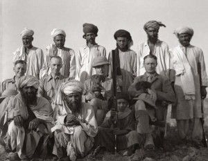 Hunting Party 1930, Kohat