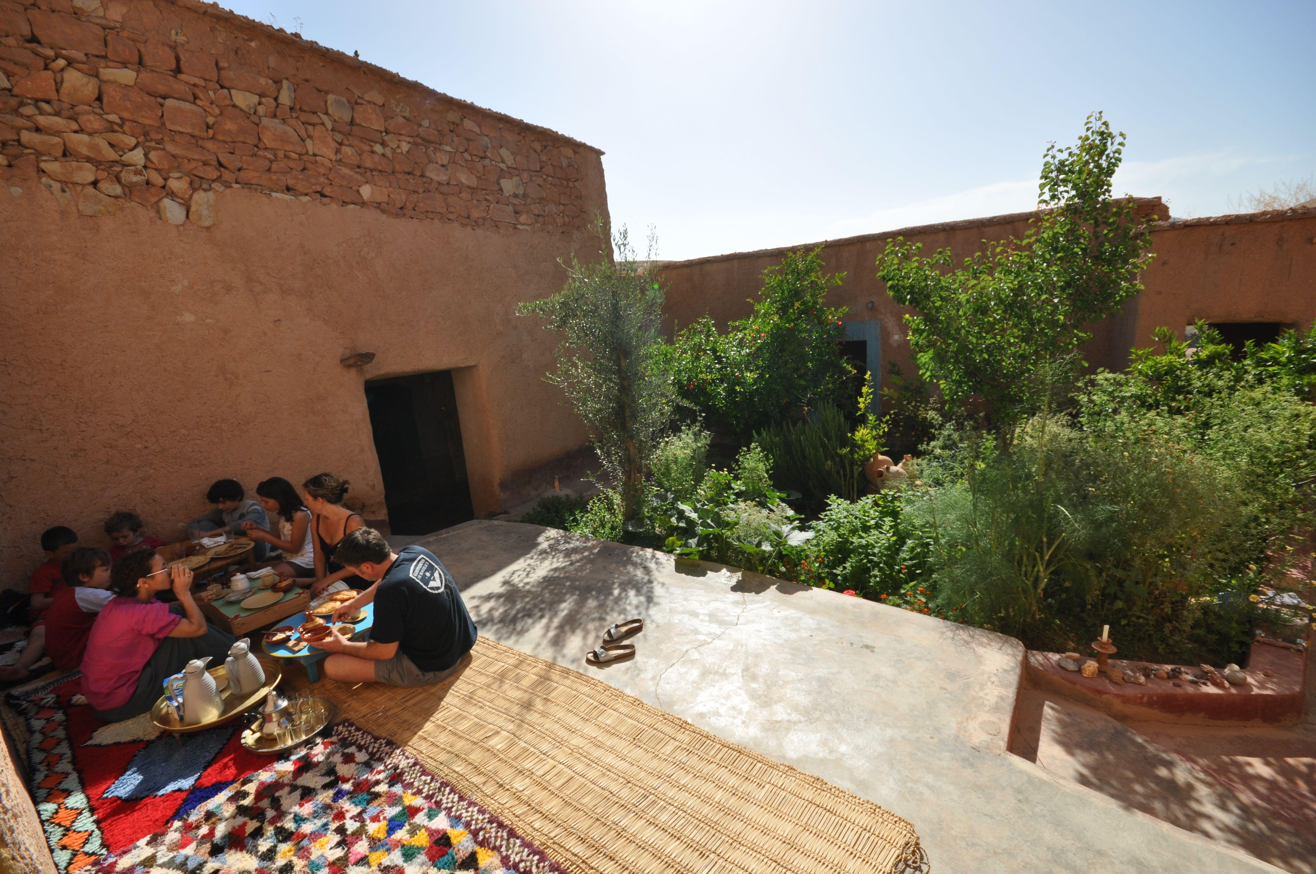 Dar Jedda, Morocco.