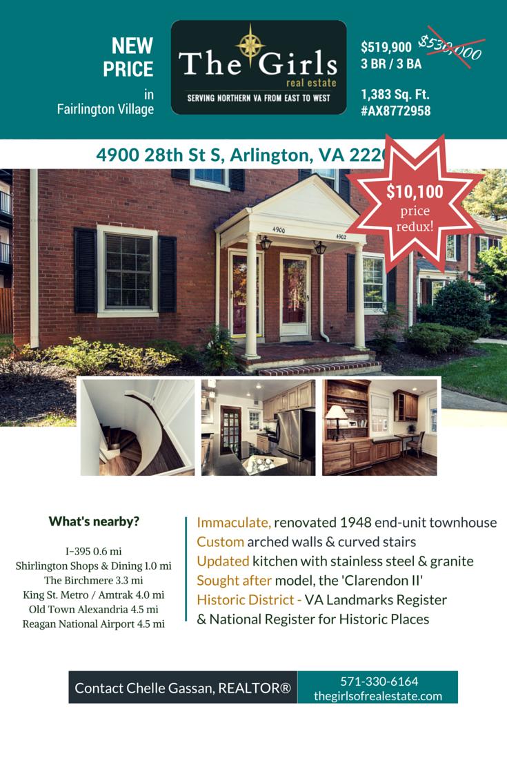 Elegant Thegirlsofrealestate.com ~ Arlington VA House For Sale. Tis The Season To  Get A