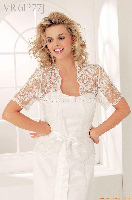 Kurze Ärmel Günstige Brautkleider   moderne Hochzeitskleid ...