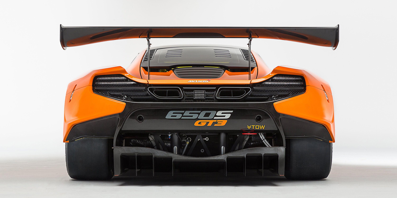 McLaren 650S GT3 Gallery