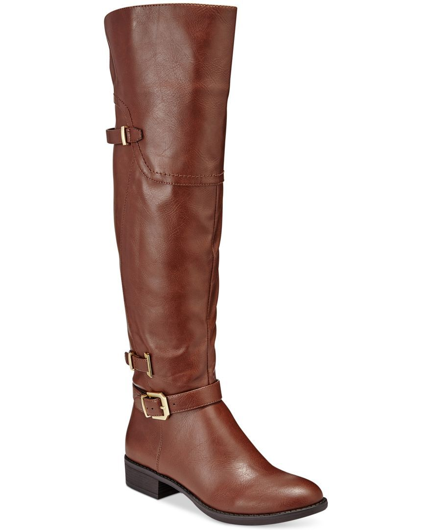 Style & Co Adaline Over-The-Knee Boots, Only at Macy's - Boots - Shoes -  Macy's