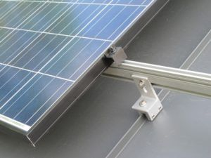 Mounting Solar Panels On Metal Roof Solar Panels Solar Roof Roof Solar Panel