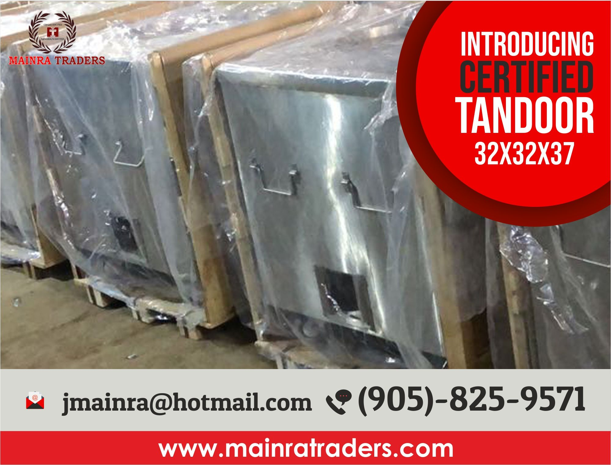 Pin On Certified Tandoor Suppliers In Canada