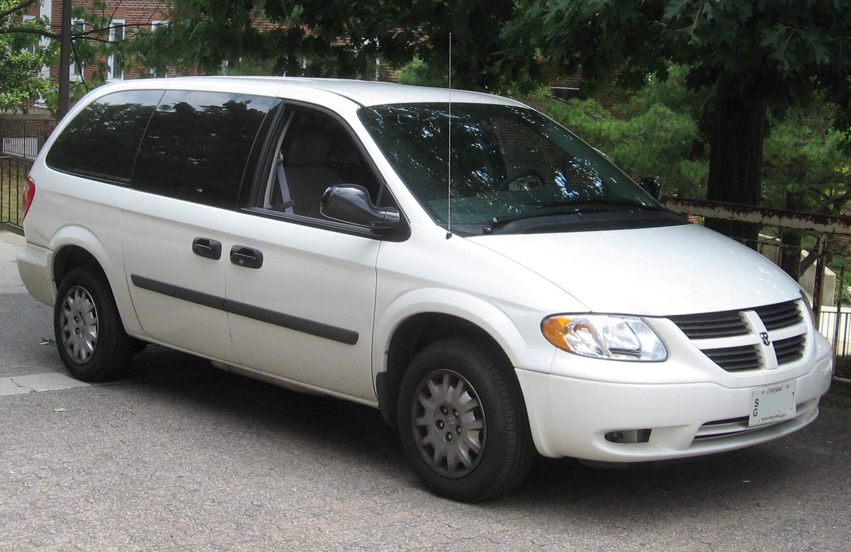 It Has Come To This Our Current Vehicle Is A Mini Van A 2005