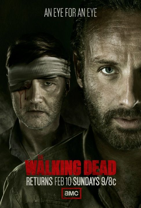 Walking Dead\' Unveils New Poster and Teases Super Bowl Ad | hope ...