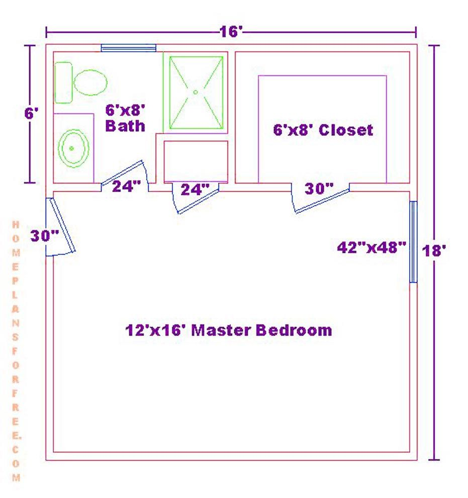 Master Bathroom Addition mother-in-law-master-suite-addition-floor-plans-7 | ideas for