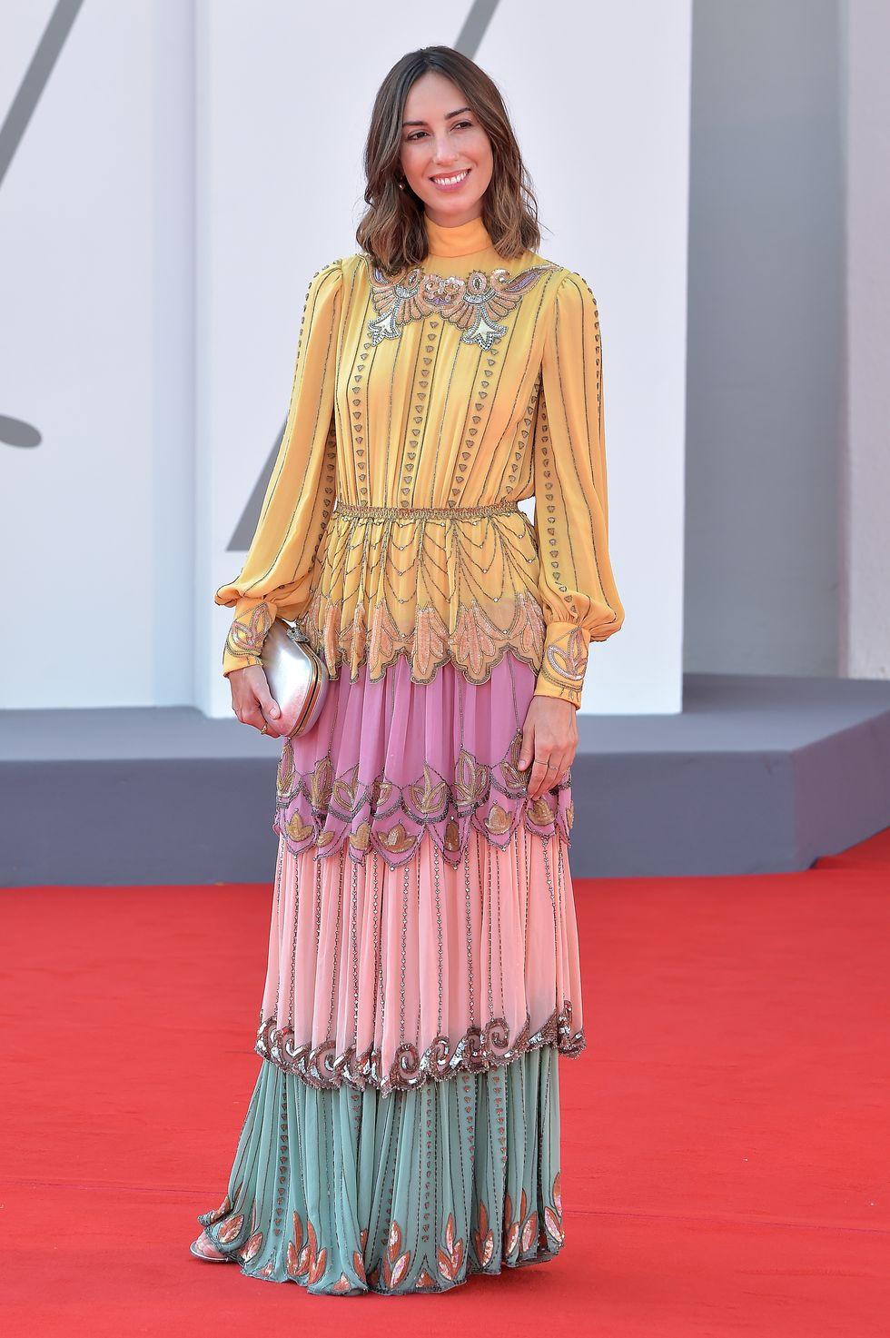 ベネチア国際映画祭2020|セレブのレッドカーペットドレス速報【2020】 レッドカーペットドレス, ドレス