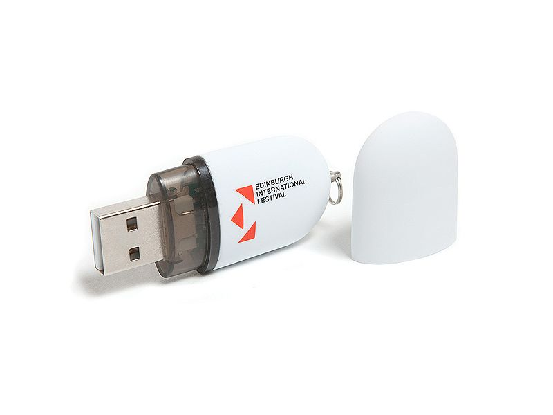 The Promotional Usb Pod Memory Sticks Have An Elegant Rounded Design And Look Impressive With Your