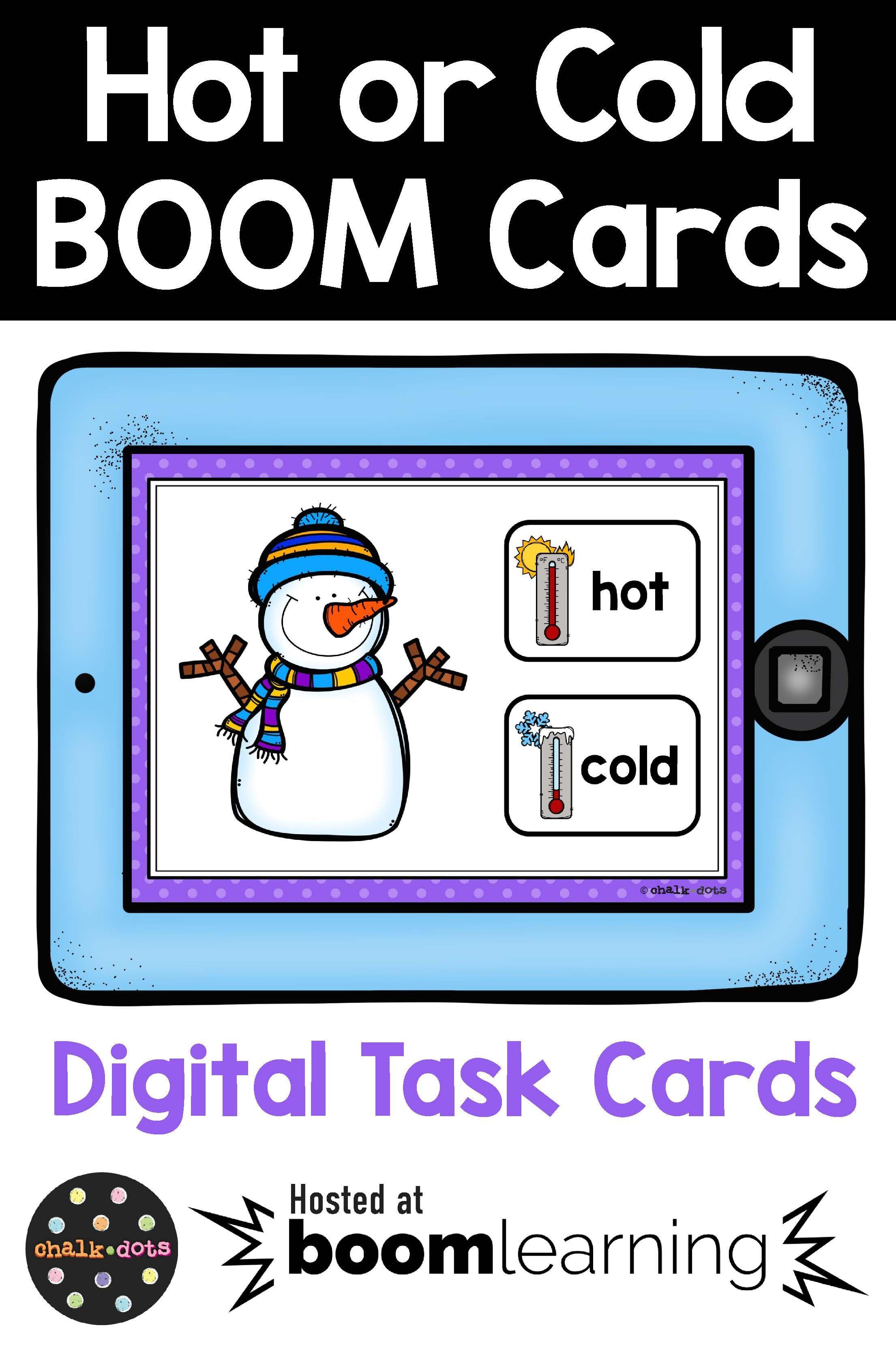 Hot Vs Cold Boom Cards In
