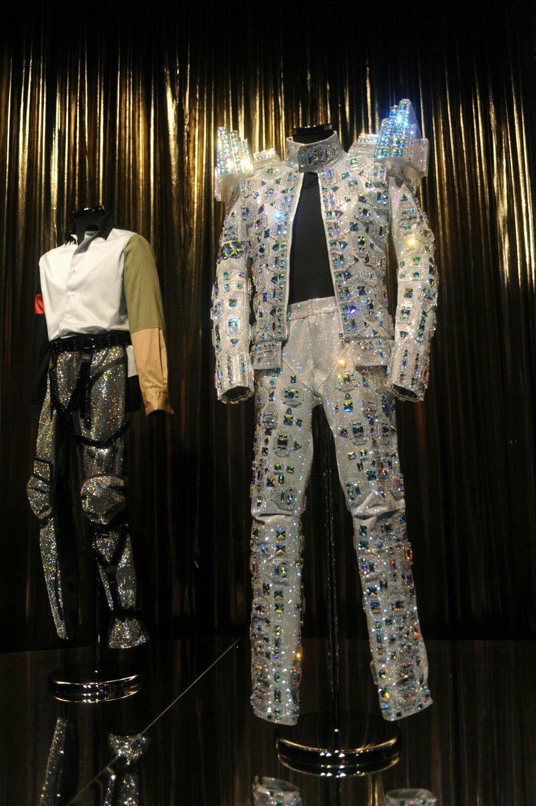 Michael Jackson This Is It Tour Outfits  Michael jackson costume