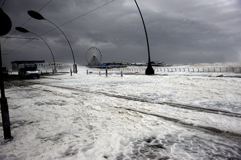 Extreme Winter Weather In The UK Gallery | devastating