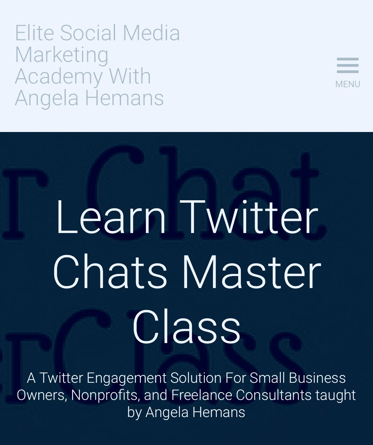 learn how to grow an engaging twitter community with twitter chats  a community that wants to
