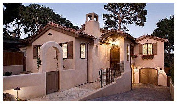 Casas estilo californiano mexicano remodelaciones for Casas estilo colonial mexicano moderno