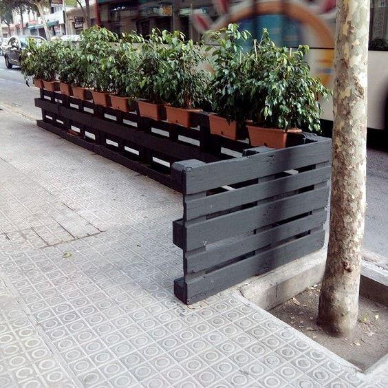 30 Most Inspiring DIY Pallet Garden Fence Ideas To Improve