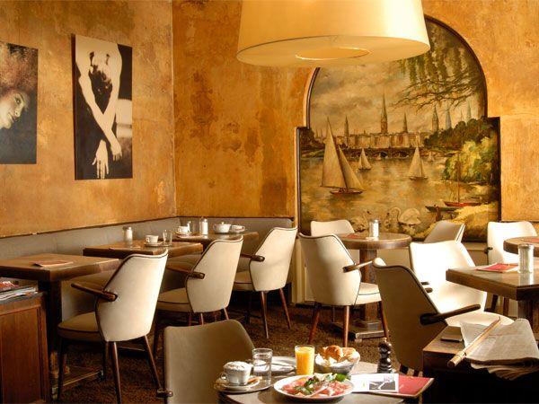 Café Gnosa, Hamburg | Restaurant Design | Pinterest | Hamburg