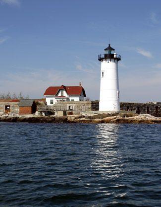 Portsmouth Harbor, New Hampshire