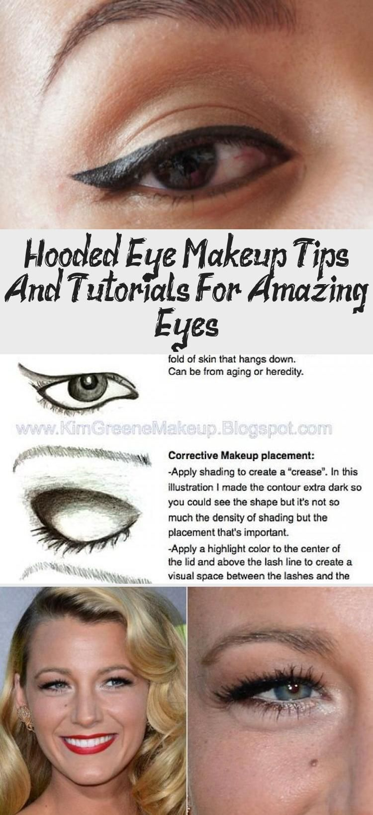 Hooded Eye Makeup Tips And Tutorials For Amazing Eyes In 2020