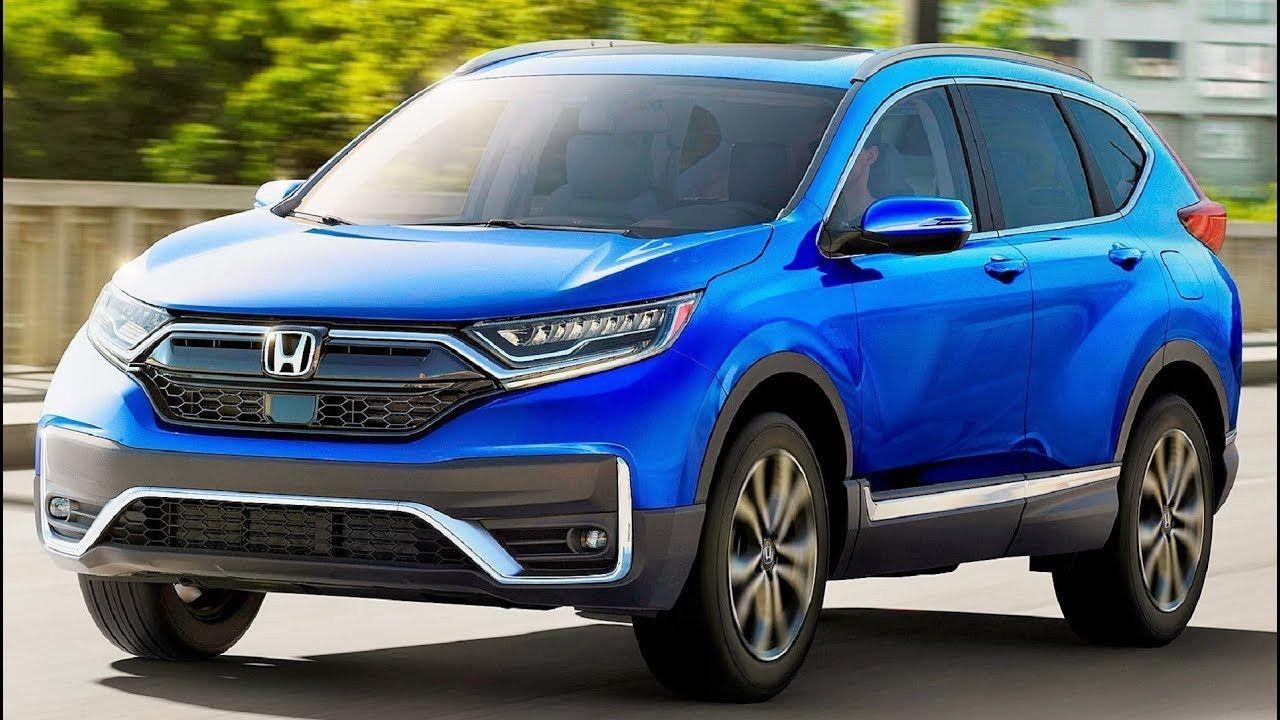 2020 Honda Suv Exterior En 2020