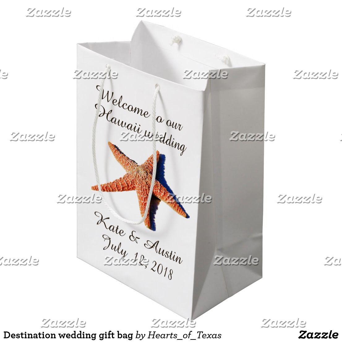 Destination Wedding Gift Ideas: Destination Wedding Gift Bag
