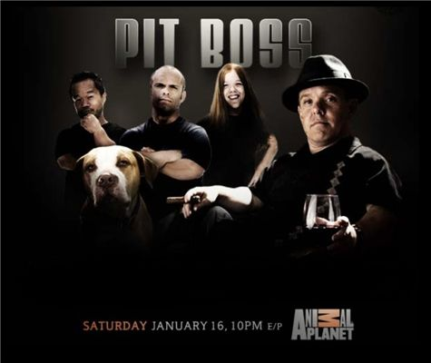 Pit Boss On Animal Planet Animal Planet Favorite Tv Shows Tv Shows
