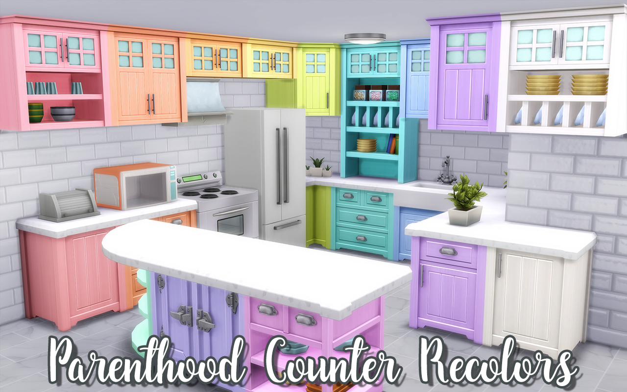 Parenthood Counter Recolorsi Really Liked The Look Of The Counters