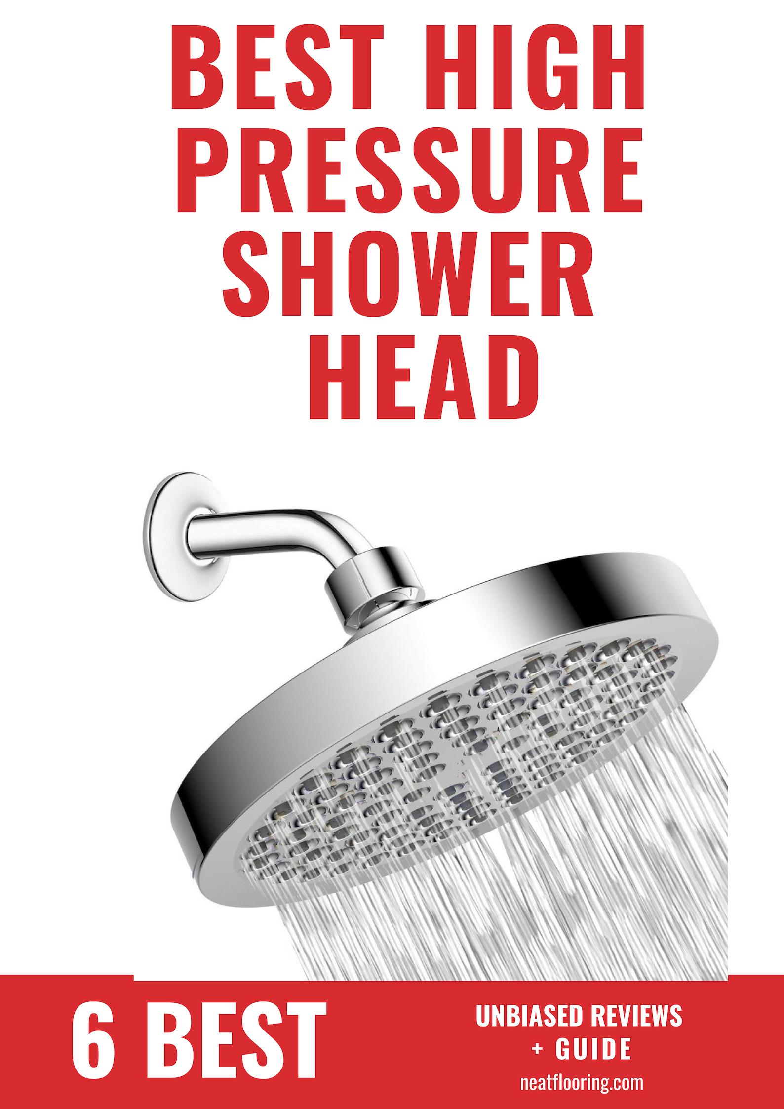 Best High Pressure Shower Head High Pressure Shower Head Shower Head Reviews Shower Heads
