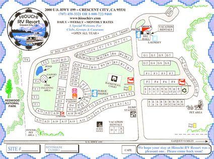 Hiouchi Rv Park Crescent City Ca Pet Friendly Wifi