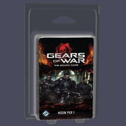 Gears Of War The Boardgame Mission Pack Gears Of War Board