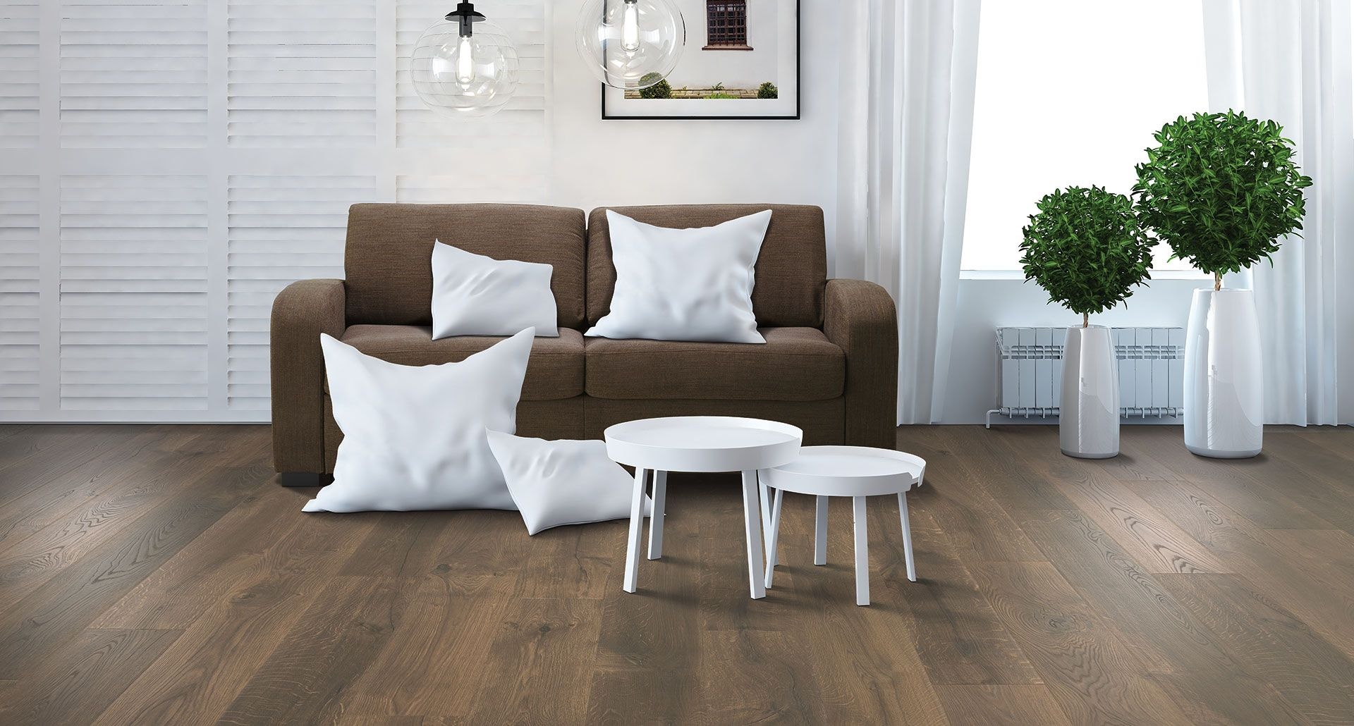 Cliffside Oak Pergo Timbercraft Wetprotect Laminate Flooring