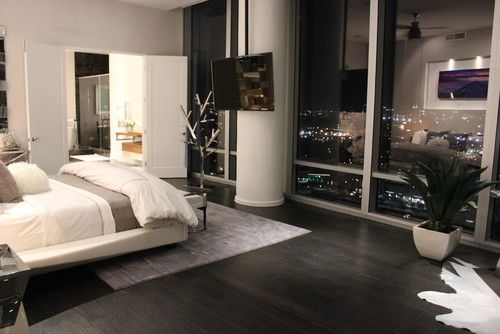 High Rise Bedroom Design Pictures Remodel Decor And Ideas