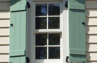 Shutter Colors Shutters Exterior Window Shutters Exterior