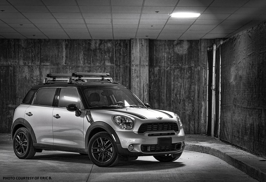 mini cooper 2015 4 door black. with 4 doors and seating for the countryman certainly earns its nickname u2013 big mini mini cooper 2015 door black