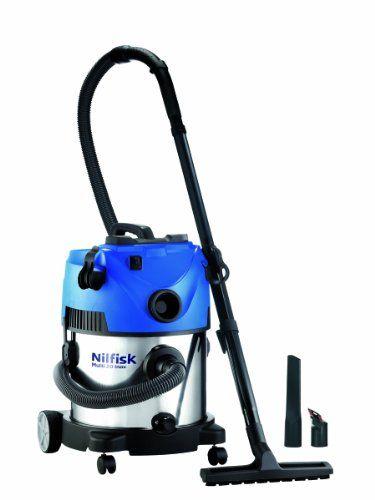 Nilfisk 107402047 / Multi 20 Aspirateur eau et poussière (Import Allemagne)