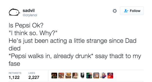 """15 Tweets That Will Make Anyone Who Hates The Question """"Is Pepsi OK"""" Laugh"""